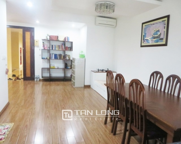 3 bedroom apartment for sale in E1 Ciputra, Northeast balcony 2