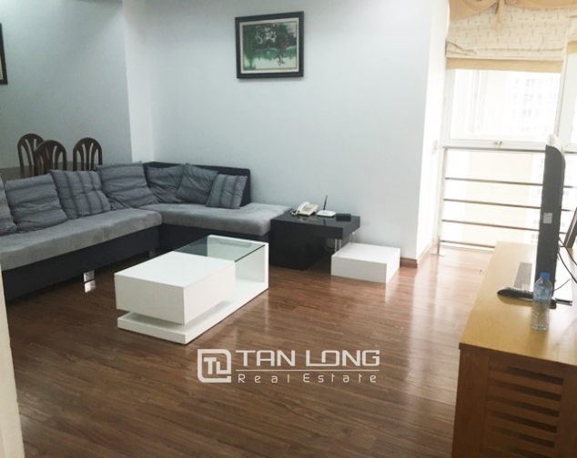 3 bedroom apartment for sale in E1 Ciputra, Northeast balcony 3