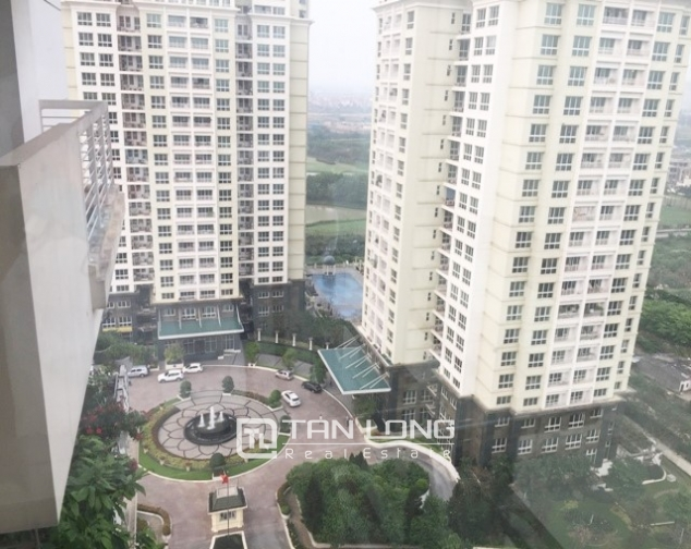 3 bedroom apartment for sale in E1 Ciputra, Northeast balcony 9