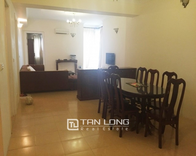3 bedroom apartment for sale in E4 Ciputra, Tay Ho dist, high-floor and nice view 1