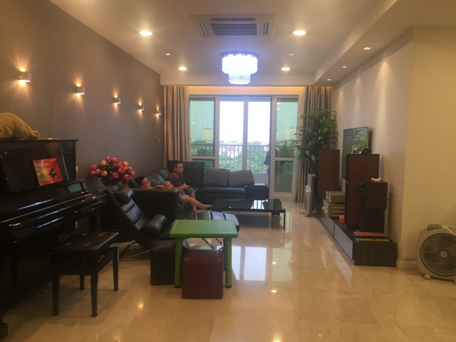3 bedroom apartment for sale in P2 Ciputra, Bac Tu Liem dist, Hanoi