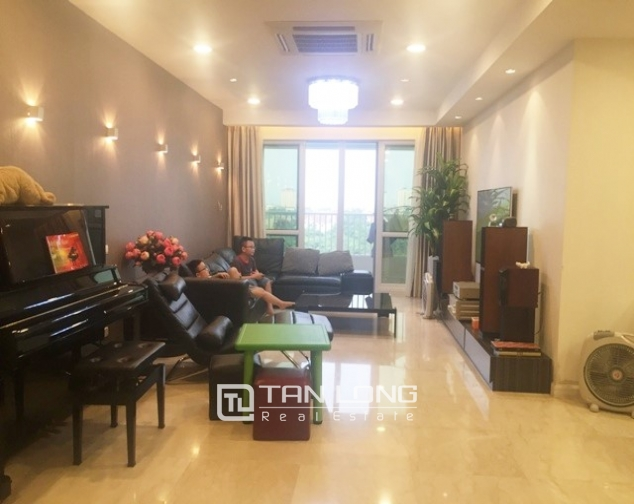 3 bedroom apartment for sale in P2 Ciputra, Bac Tu Liem dist, Hanoi 1
