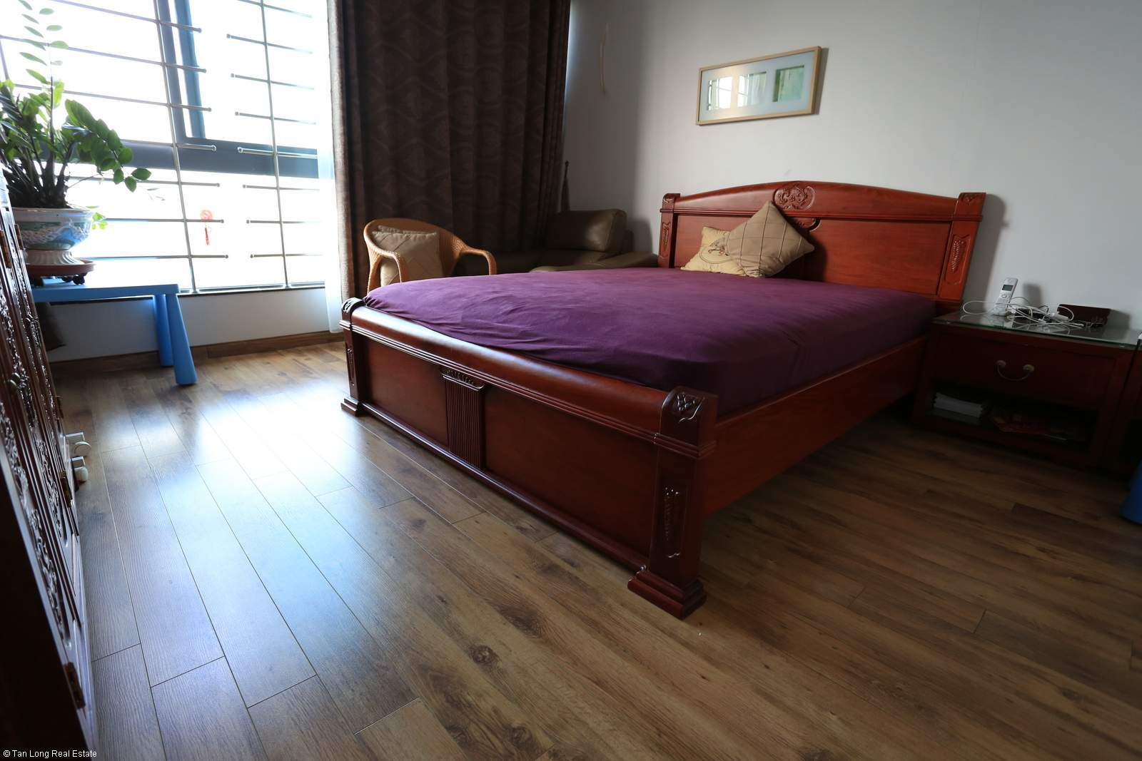3 bedroom apartment in 671 Hoang Hoa Tham rental. 7