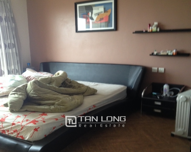 3 bedroom apartment with full furniture for sale in E4 Ciputra Hanoi 8