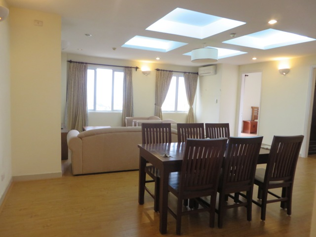 3 bedroom apartment with full furniture for sale in G3 Ciputra, Tay Ho district, Hanoi