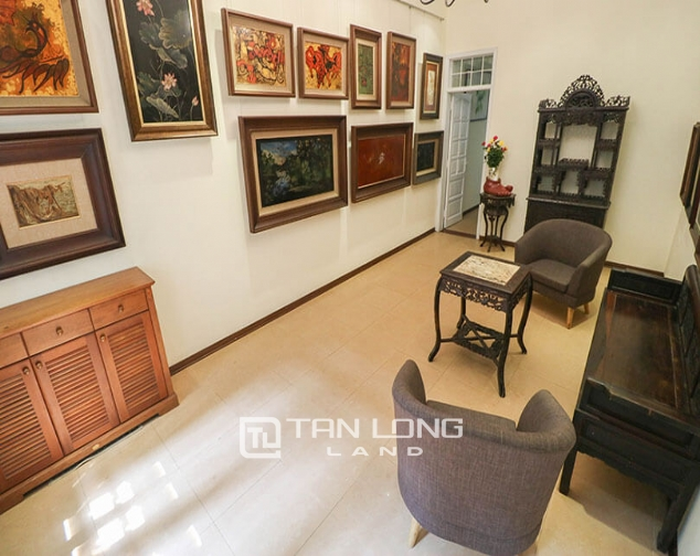 3 bedroom house for rent on Doi Can street, Ba Dinh 2