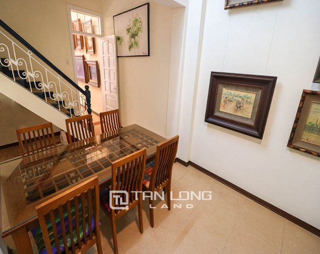 3 bedroom house for rent on Doi Can street, Ba Dinh 3