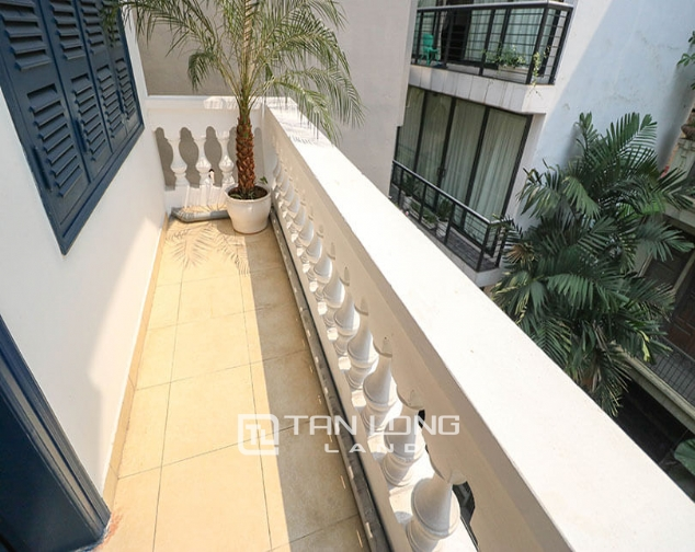 3 bedroom house for rent on Doi Can street, Ba Dinh 7