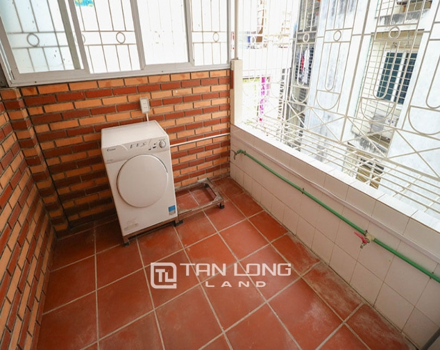 3 bedroom house for rent on Doi Can street, Ba Dinh 8