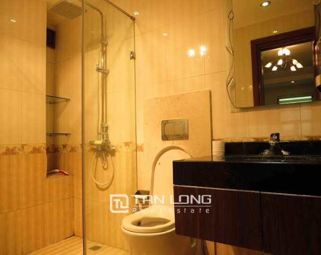 3 bedroom serviced apartment for rent on Doi Can 2