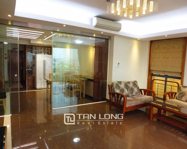 3 bedroom serviced apartment for rent on Doi Can 7