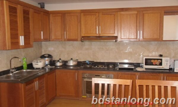 3 bedroom serviced apartment in Cau Giay district, Hanoi. 7