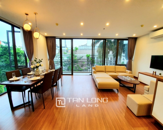 3 bedrooms apartment for rent in Tay Ho district 3