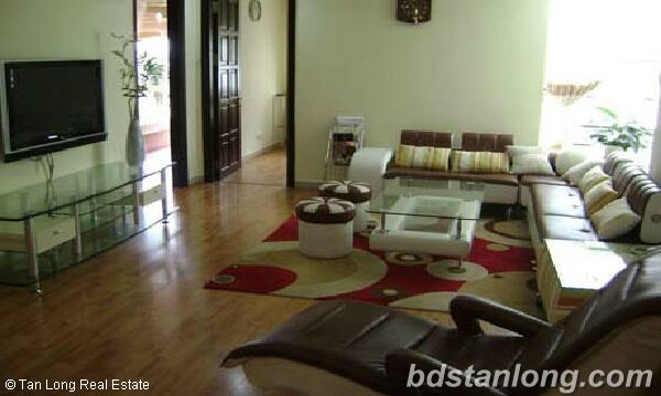 3 bedrooms apartment in G2 Ciputra, Tay Ho for rent. 1