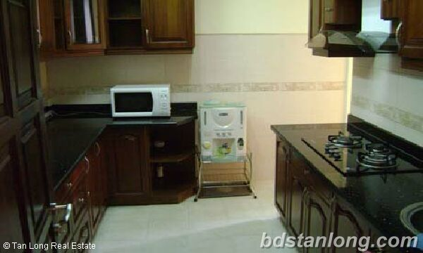 3 bedrooms apartment in G2 Ciputra, Tay Ho for rent. 6
