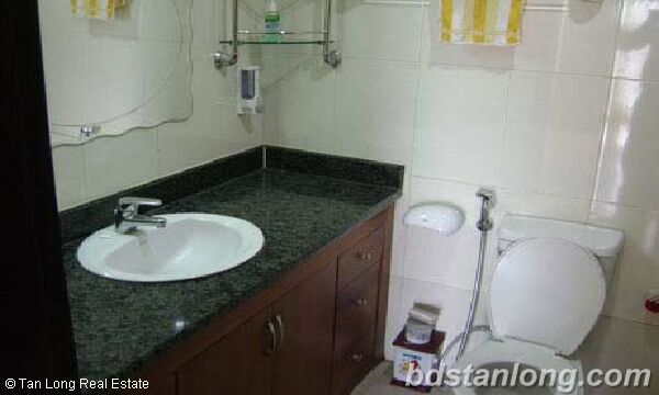 3 bedrooms apartment in G2 Ciputra, Tay Ho for rent. 7