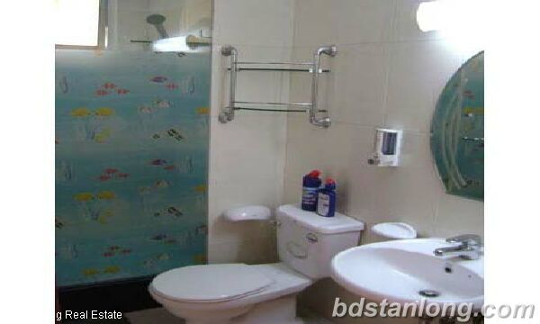 3 bedrooms apartment in G2 Ciputra, Tay Ho for rent. 8