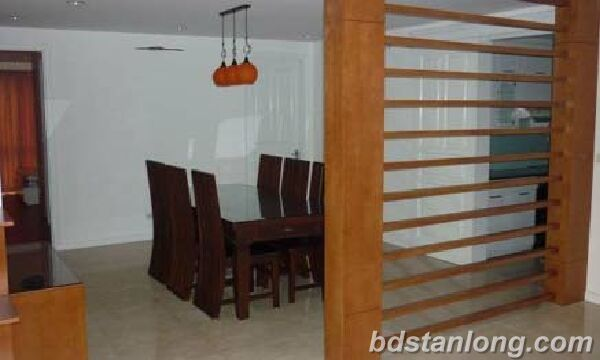 3 bedrooms apartment in P2 Ciputra for rent.