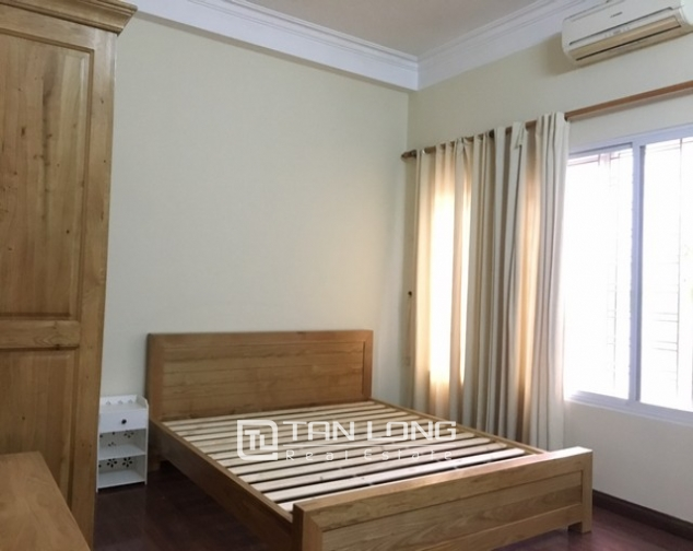 3 bedrooms house for lease in Au Co str., Tay Ho dist., Hanoi 4