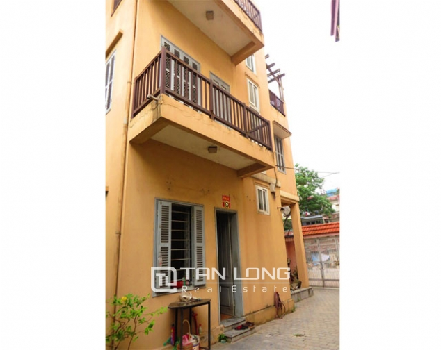 3 storey house in Buoi street, Ba Dinh district for sale, nice garden 3