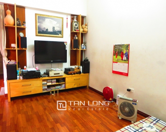 3 storey house in Buoi street, Ba Dinh district for sale, nice garden 7