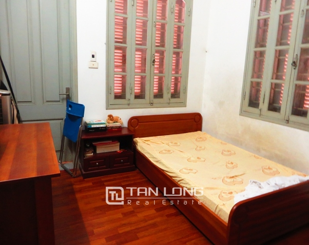 3 storey house in Buoi street, Ba Dinh district for sale, nice garden 9