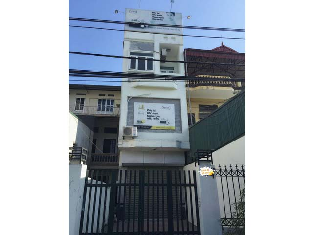 3 storey house in Nguyen Khoai, Hai Ba Trung district for sale