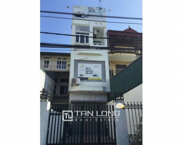 3 storey house in Nguyen Khoai, Hai Ba Trung district for sale 2