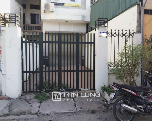 3 storey house in Nguyen Khoai, Hai Ba Trung district for sale 3