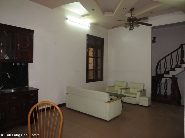 3.5 storey house for lease in Nguyen Thi Dinh street, Cau Giay district, Hanoi. 1