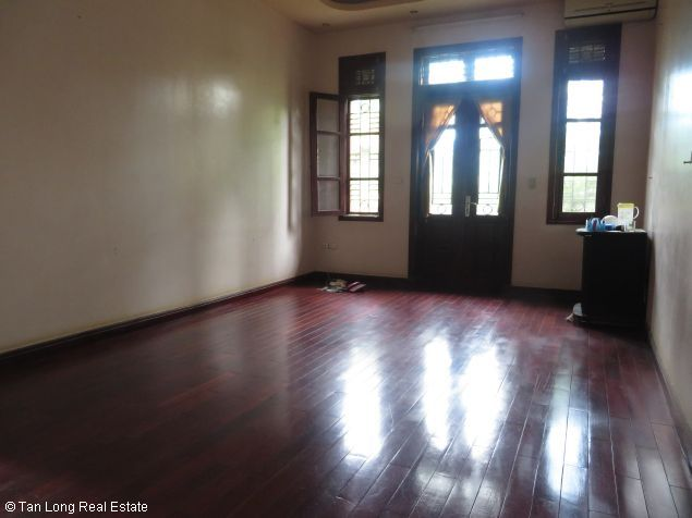 3.5 storey house for lease in Nguyen Thi Dinh street, Cau Giay district, Hanoi. 7