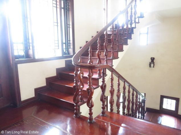 3.5 storey house for lease in Nguyen Thi Dinh street, Cau Giay district, Hanoi. 9