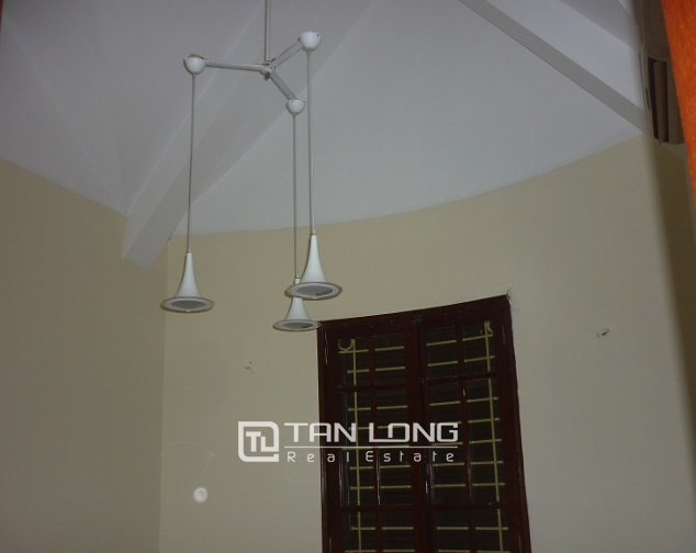 3.5 storey with basic furnitures house for rent in Me Tri Ha, Nam Tu Liem district 2