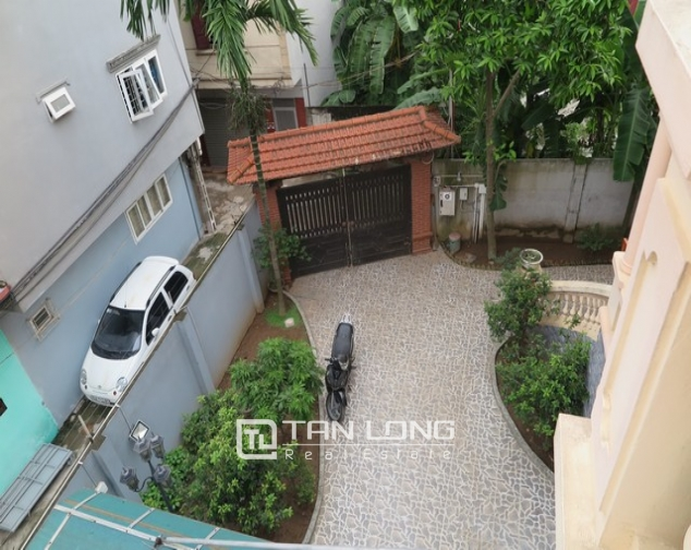 3-storey villa with swimming pool for lease in Nguyen Khoai road, Hai Ba Trung dist, Hanoi 10