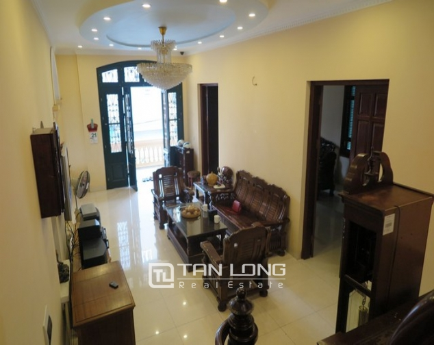 3-storey villa with swimming pool for lease in Nguyen Khoai road, Hai Ba Trung dist, Hanoi 2