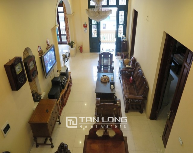 3-storey villa with swimming pool for lease in Nguyen Khoai road, Hai Ba Trung dist, Hanoi 3