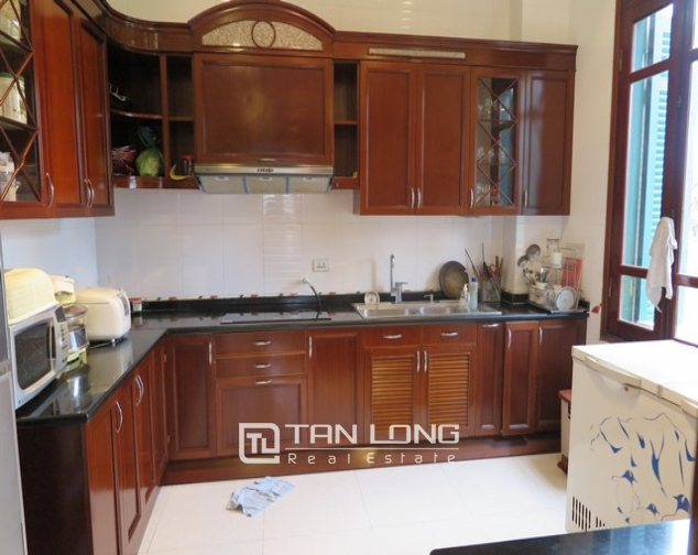 3-storey villa with swimming pool for lease in Nguyen Khoai road, Hai Ba Trung dist, Hanoi 6