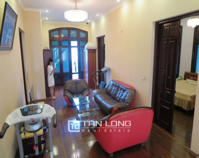 3-storey villa with swimming pool for lease in Nguyen Khoai road, Hai Ba Trung dist, Hanoi 8