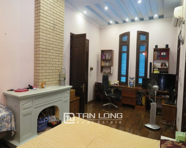 3-storey villa with swimming pool for lease in Nguyen Khoai road, Hai Ba Trung dist, Hanoi 1