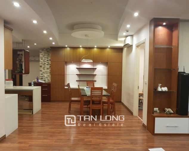 4 bedroom apartment for rent at Ciputra, Tay Ho distr, Hanoi 2