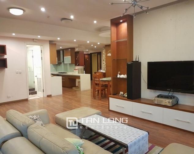 4 bedroom apartment for rent at Ciputra, Tay Ho distr, Hanoi 3