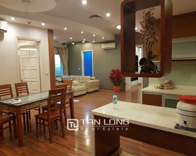 4 bedroom apartment for rent at Ciputra, Tay Ho distr, Hanoi 5