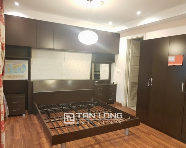 4 bedroom apartment for rent at Ciputra, Tay Ho distr, Hanoi 6