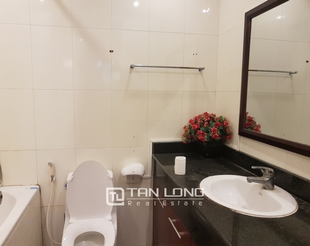 4 bedroom apartment for rent at Ciputra, Tay Ho distr, Hanoi 9