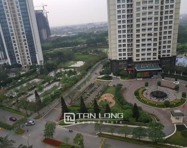 4 bedroom apartment for rent at Ciputra, Tay Ho distr, Hanoi 10