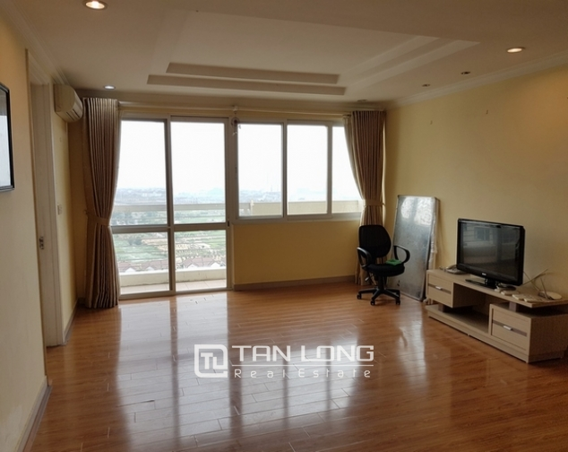4 bedroom apartment for rent at Ciputra, Tay Ho distr., Hanoi 1