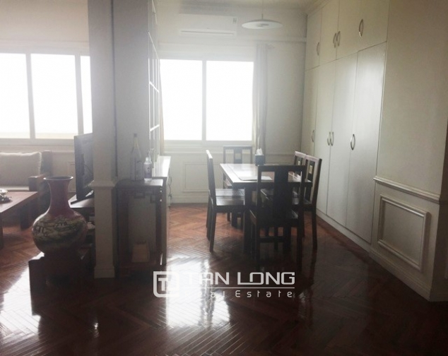 4 bedroom apartment for sale in E4 Ciputra, Tay Ho dist, HN 4