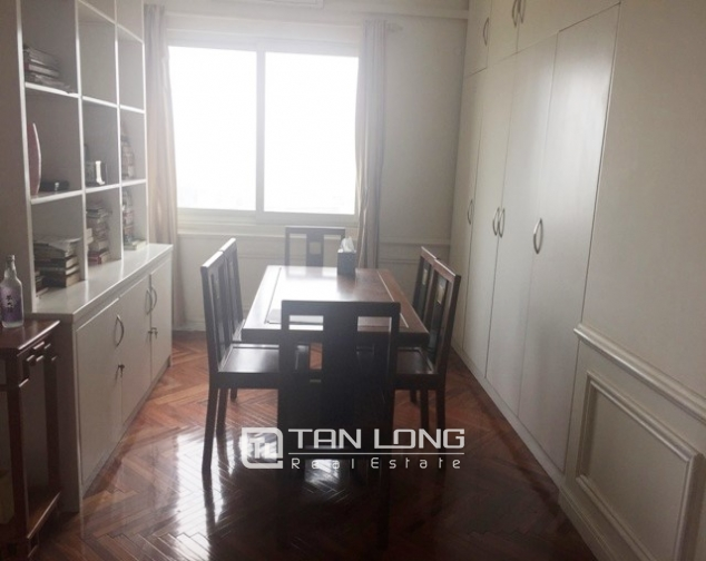 4 bedroom apartment for sale in E4 Ciputra, Tay Ho dist, HN 5
