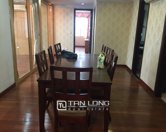 4 bedroom apartment for sale in G3 Ciputra, Tay Ho dist, Hanoi 3