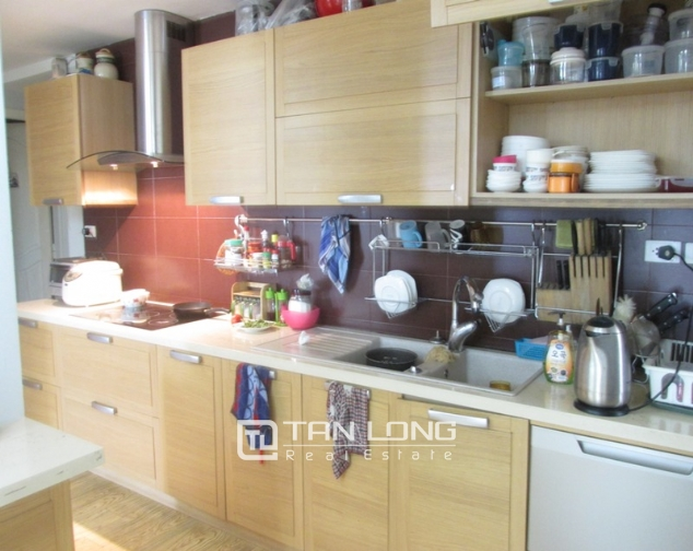 4 bedroom apartment for sale in P1 Ciputra Hanoi, full furniture 6
